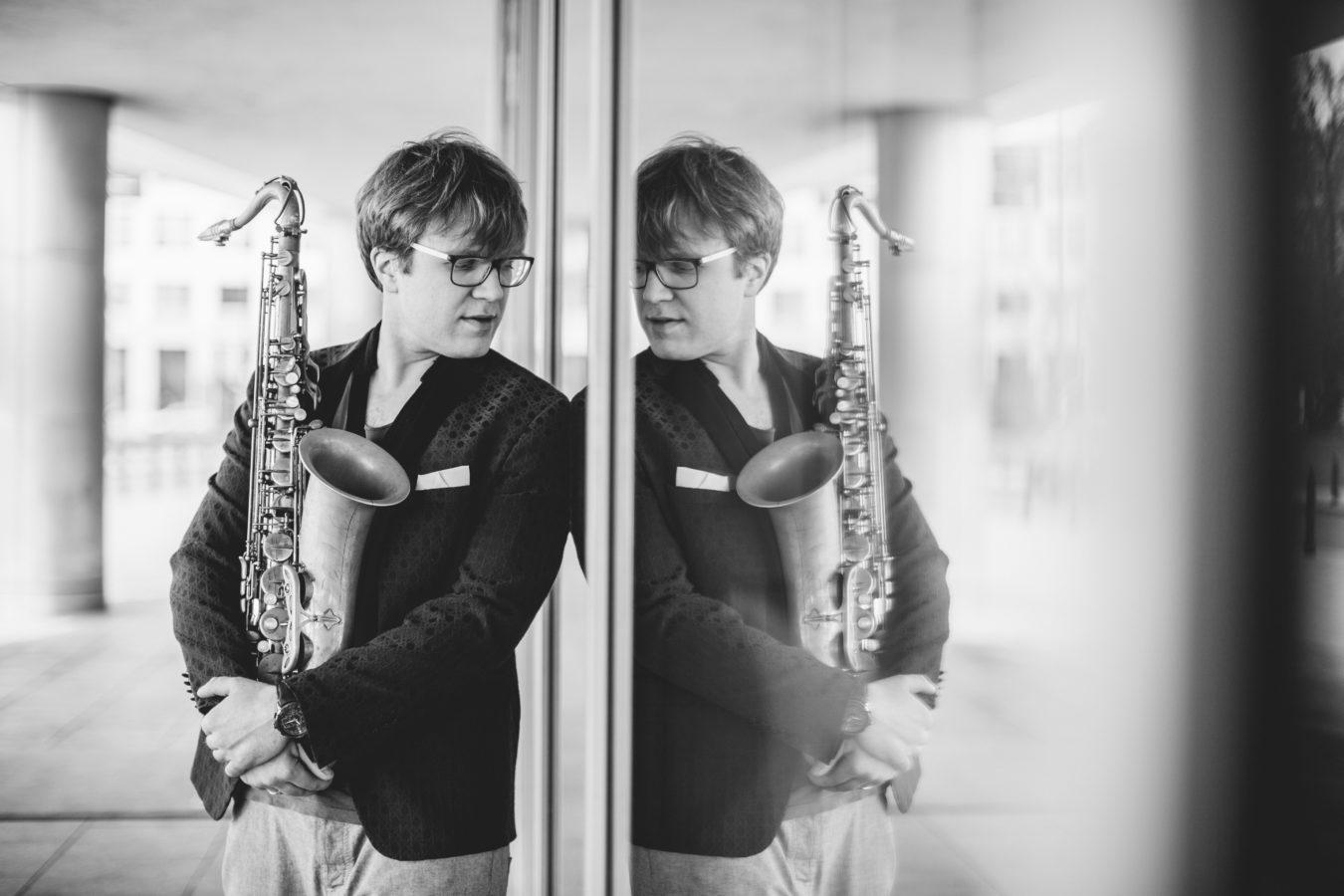 Łukasz Juźko Saksofonista jazzowy